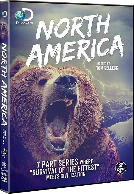 Discovery. Северная Америка / North America (2013) BDRemux 1080p | D