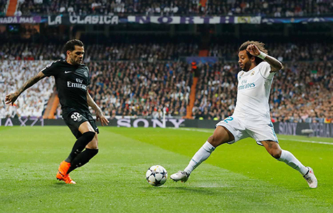 Real Madrid C.F. - Paris Saint-Germain F.C. 3:1