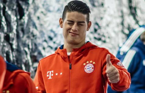 """Sport Bild: """"Бавария"""" выкупит Хамеса предстоящим летом"""