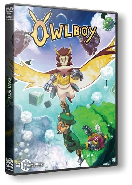 Owlboy [v 1.3.6613.28019] (2016) PC | RePack