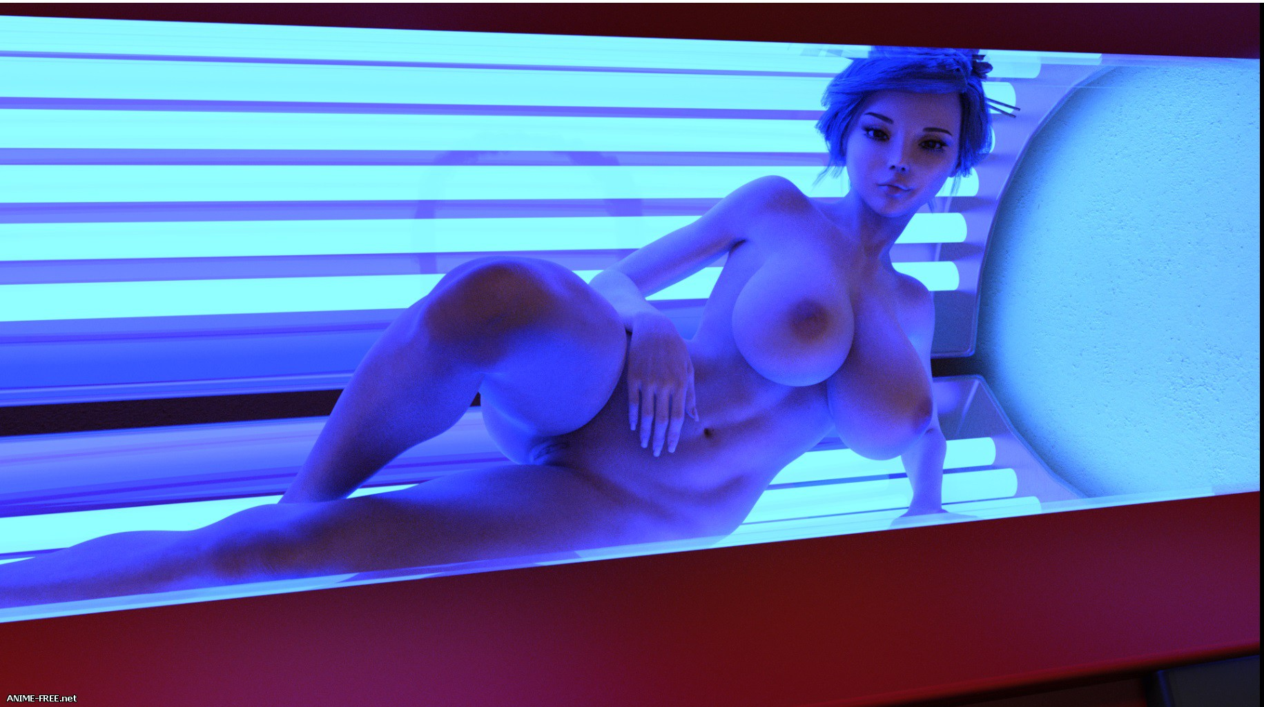 Bastard Girls [2017] [Uncen] [ADV, 3DCG, Animation] [ENG,RUS,ESP] H-Game