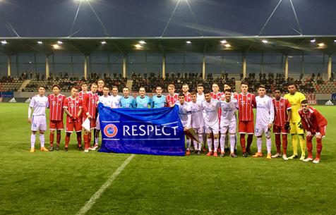 FC Bayern U-19 - Real Madrid Juvenil A 2:3