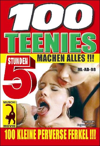 100 подростков сделают все!!! / 100 Teenies Machen Alles!!! (2011) DVD9 |