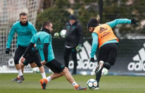 Марсело приступил к тренировкам в общей группе