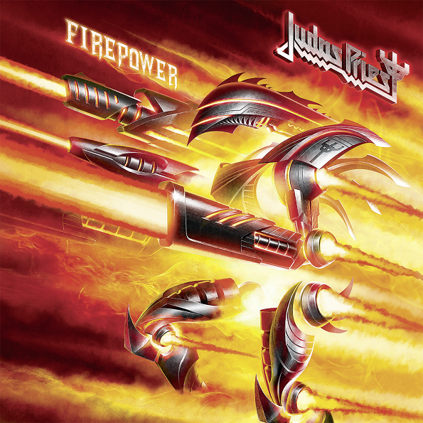 Judas Priest - Firepower (2018) MP3