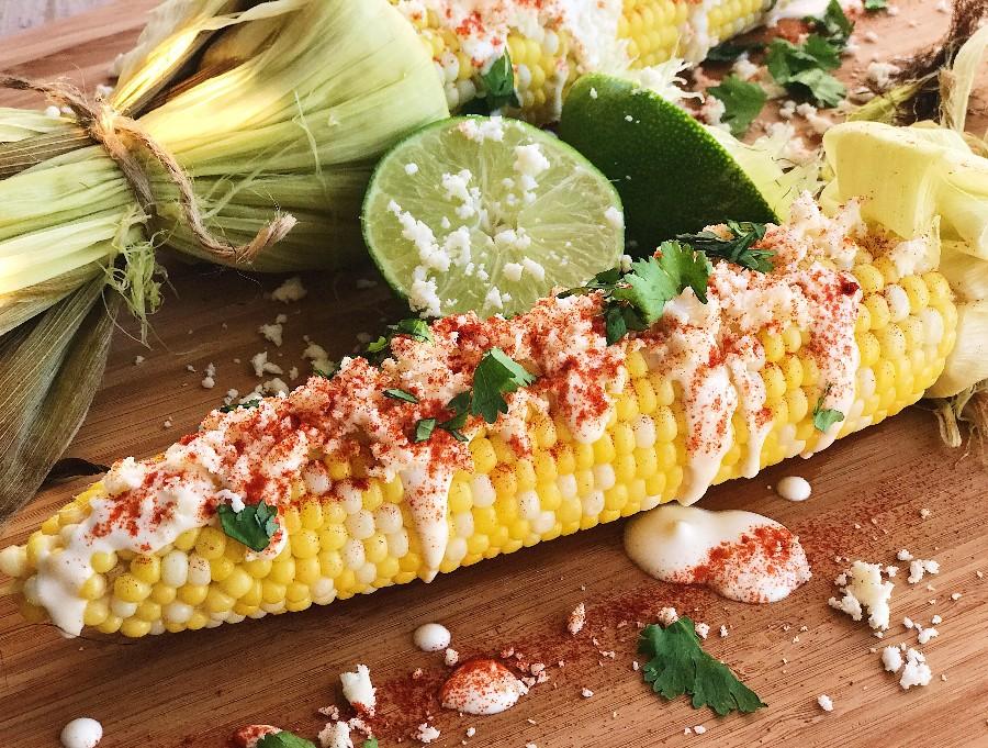 Кукуруза по особому рецепту