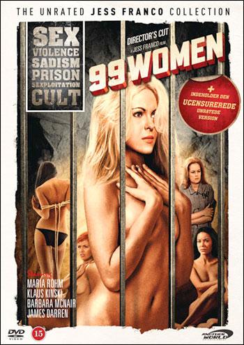 99 женщин / Der heiBe Tod / 99 Women (1969) DVDRip | Rus |