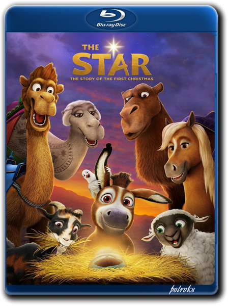 Путеводная звезда / The Star (2017) BDRip  | Лицензия