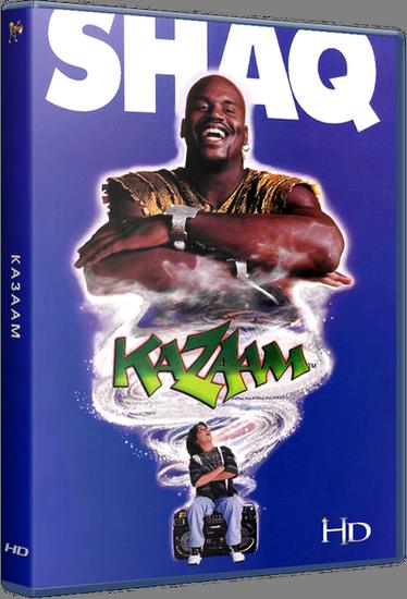 Джинна вызывали? / Kazaam (1996) WEB-DL 1080p