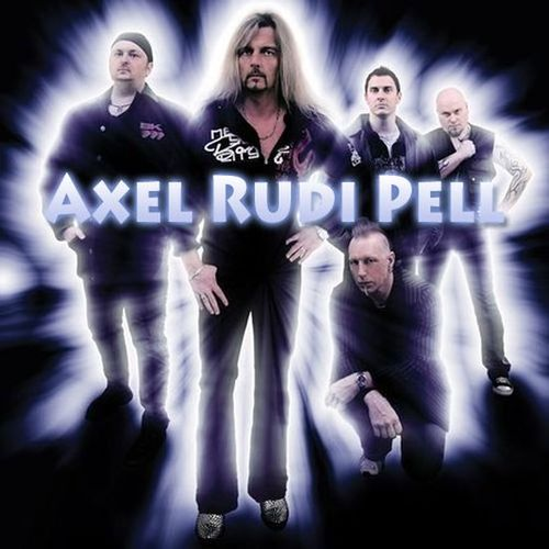 Axel Rudi Pell - Discography (1989-2018)