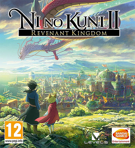 Ni no Kuni II: Revenant Kingdom - The Prince's Edition [v 1.00 + 4 DLC] (2018) PC | RePack