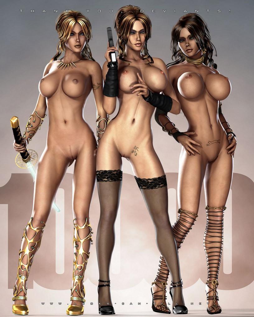 игры муть голых женщин голую - 11