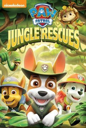 Paw Patrol Jungle Rescues 2017 DVDRip XviD AC3-CMRG