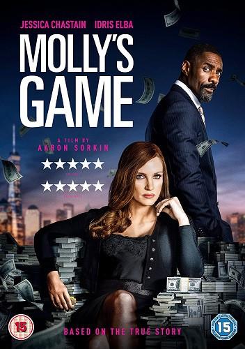 Mollys Game 2017 HDRip XviD AC3-EVO
