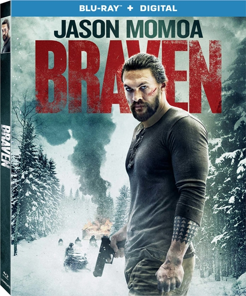 Дикий / Braven (2018) BDRip | DUB | iTunes