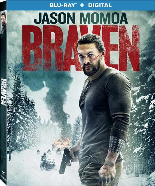 Дикий / Braven (2018) BDRip | DUB | iTunes
