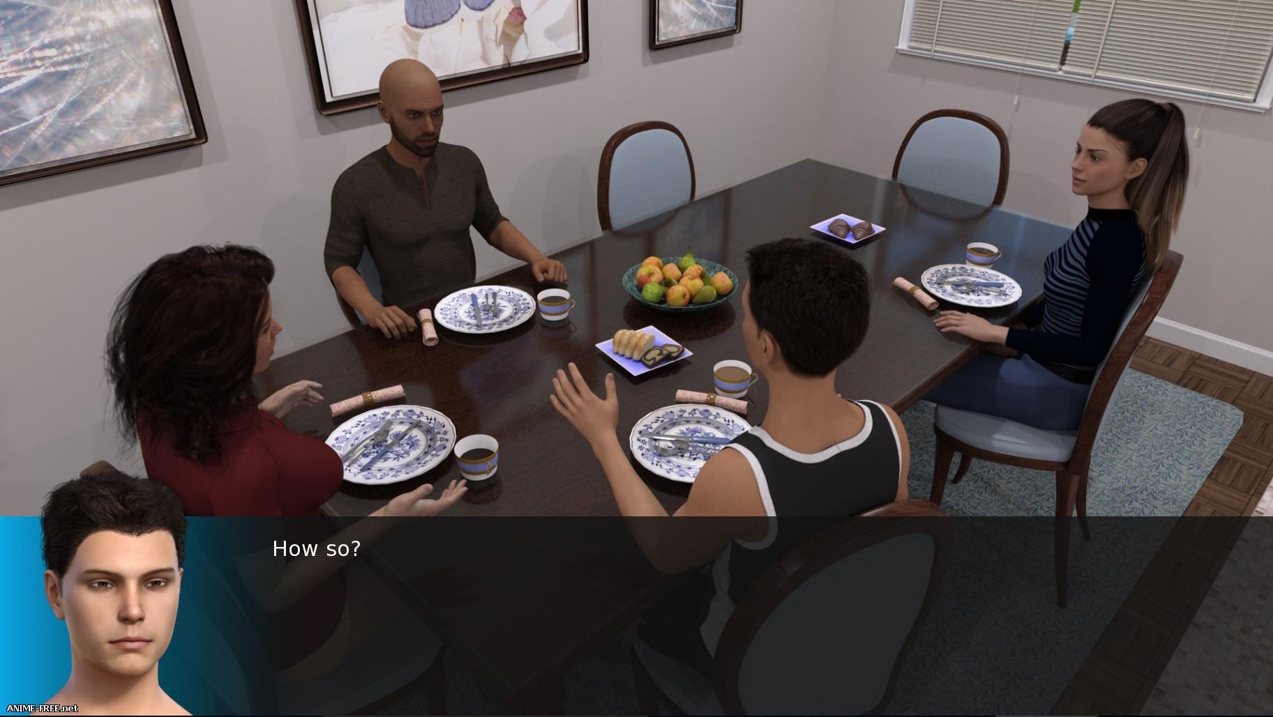 Torrid Affairs [2018] [Uncen] [ADV, 3DCG] [ENG] H-Game