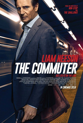 The Commuter 2018 1080p HDRip X264 AC3-EVO