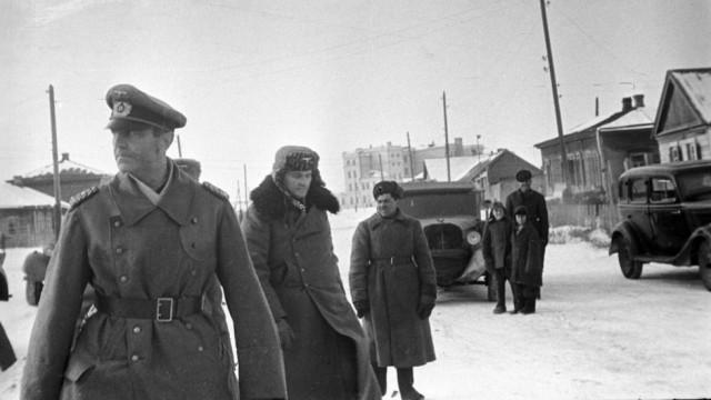 """""""Фрицы""""воевавшие на стороне Красной Армии"""