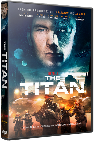 Титан / The Titan (2018) WEB-DLRip
