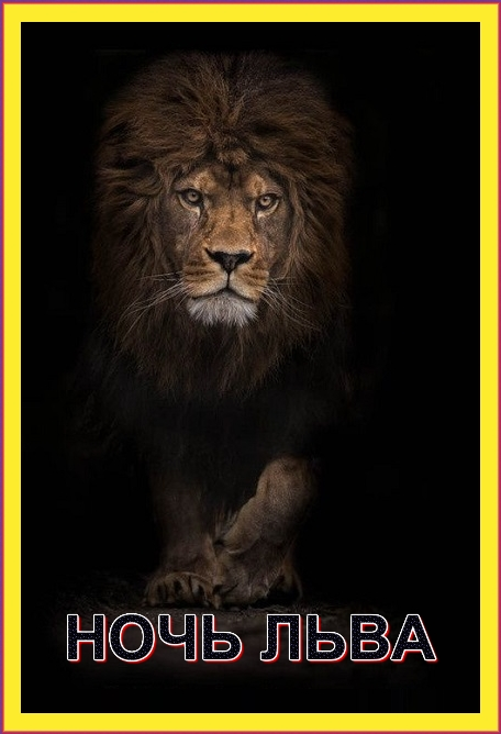 Nat Geo Wild: Ночь льва / Night of the Lion (2010) HDTV 1080i | D