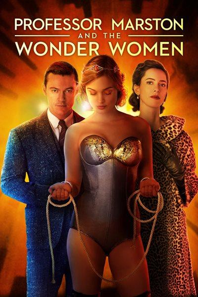 Профессор Марстон и его Чудо-женщины / Professor Marston and the Wonder Women (2017) BDRip [720p] ATV