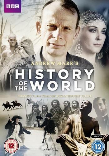 BBC: История мира с Эндрю Марром / Andrew Marr's History of the World (2012) HDTVRip [H.264/720p-LQ] (Серии 1-8 из 8) [EN / EN, RU Sub]