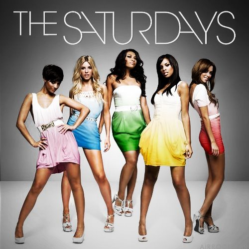 The Saturdays - Discography (2008-2014)