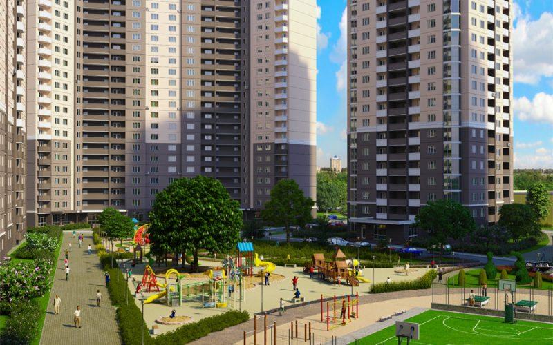 Жилой комплекс «Лесной квартал»