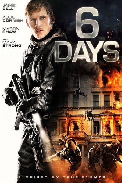 6 дней / 6 Days (2017) WEB-DL [1080p] ATV