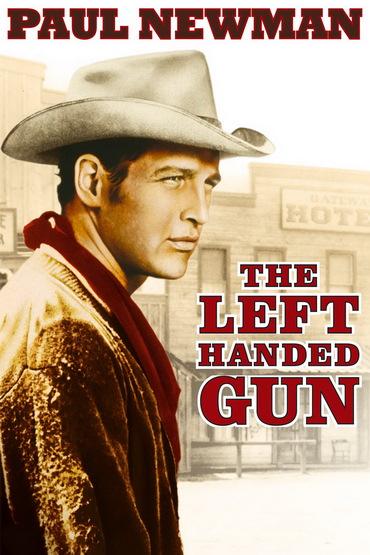 Пистолет в левой руке / The Left Handed Gun (1958) WEB-DL [H.264/1080p] [AVO]
