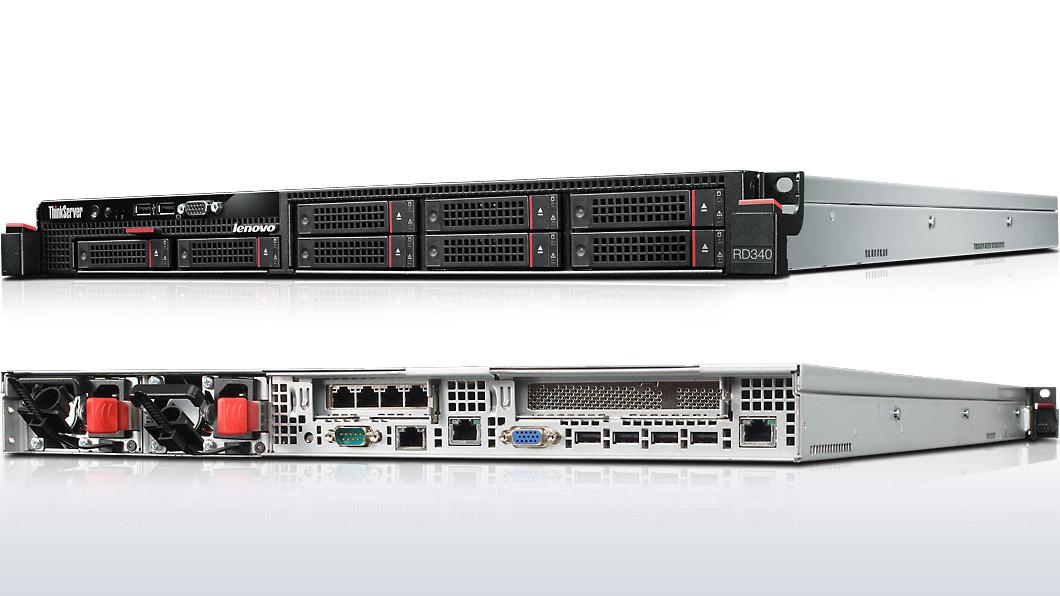 Серверное обрудование Lenovo ThinkSystem SR850 для бизнеса