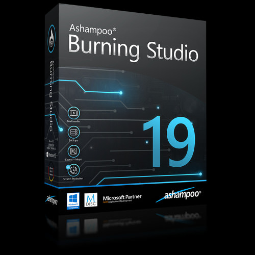 Ashampoo Burning Studio v19.0.0.24