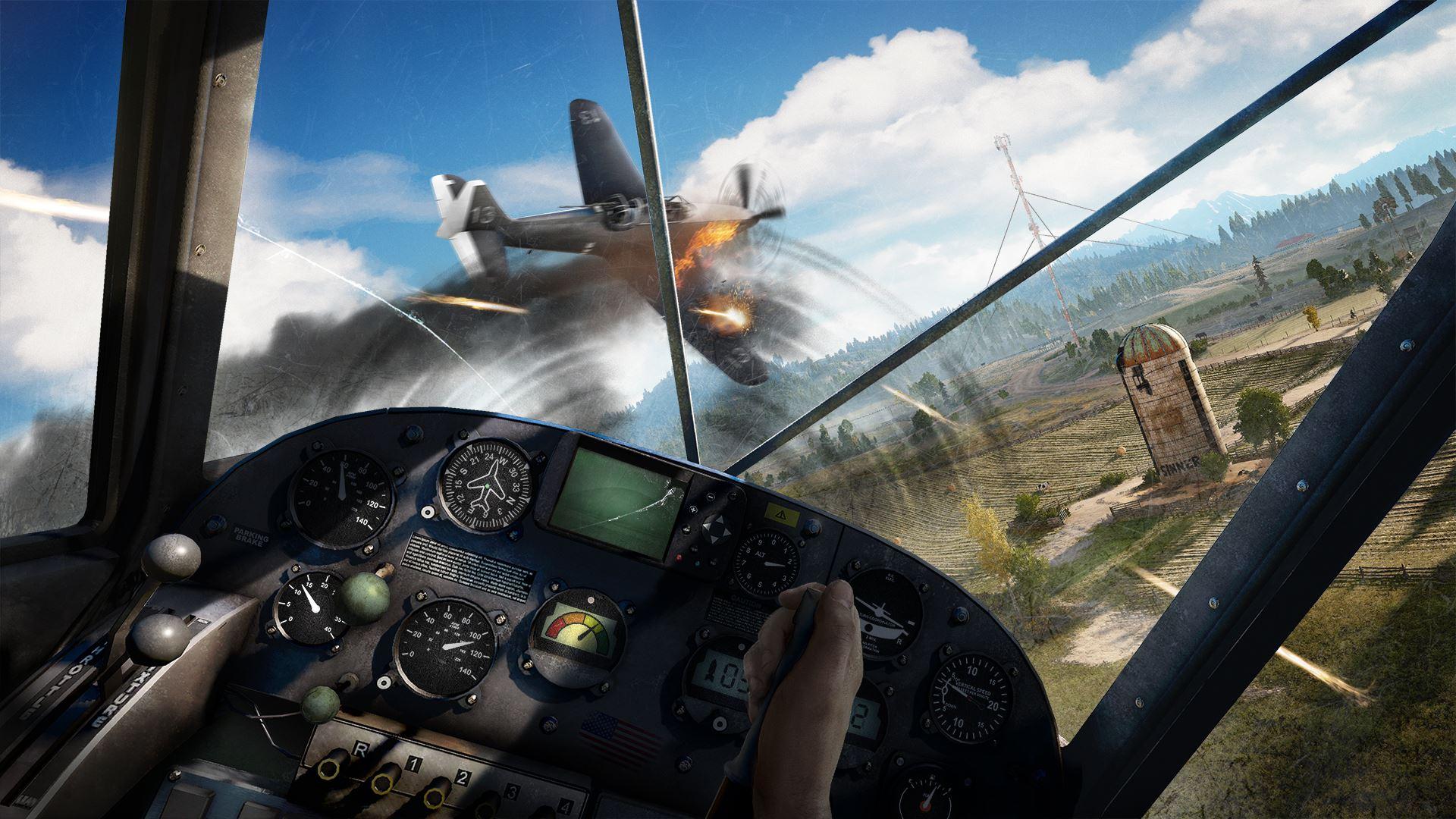 Far Cry 5: Gold Edition [v 1.4.0.0 + DLCs] | PC | Repack от =nemos=