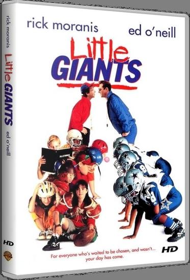 Маленькие гиганты / Little Giants (1994) WEB-DL 1080p | D, P, A, L1