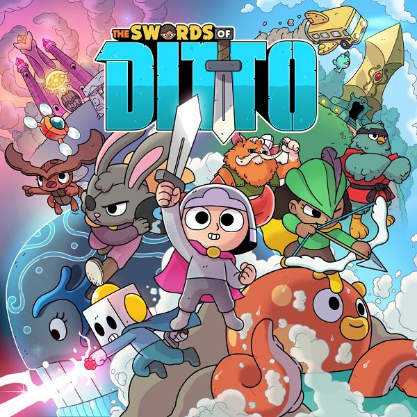 The Swords of Ditto (2018) PC | Лицензия
