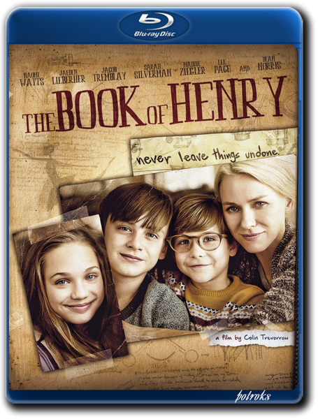 Книга Генри / The Book of Henry (2017) BDRip-AVC от potroks | D