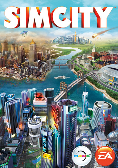 SimCity: Cities of Tomorrow (2014) PC | RePack xatab