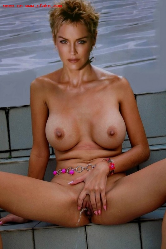 Sharon stone nude pics