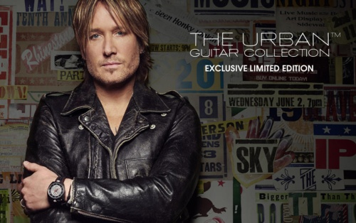 Keith Urban - Discography (1991-2018)