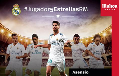 """Асенсио - лучший игрок """"Мадрида"""" в апреле"""