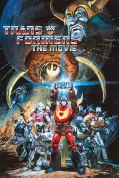 Трансформеры / The Transformers: The Movie (1986) [Fullscreen] BDRemux 1080p