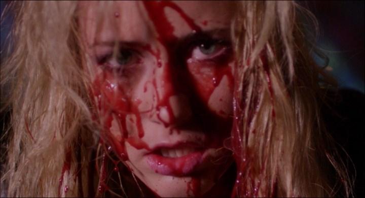 Убийца-психопатка / Lady Psycho Killer (2015) WEBRip | L1
