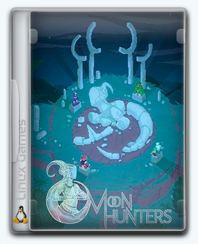 (Linux) Moon Hunters (2016) [Ru/Multi] (2.0.3491) License GOG