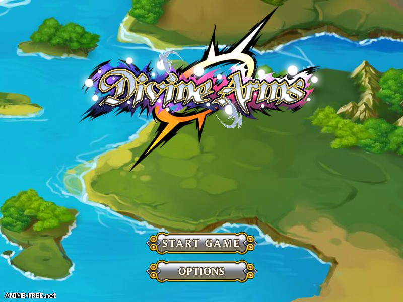 Divine Arms [2015-2018] [Uncen] [Action, RPG] [ENG] H-Game