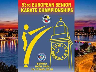 Чемпионат Европы по пара-каратэ