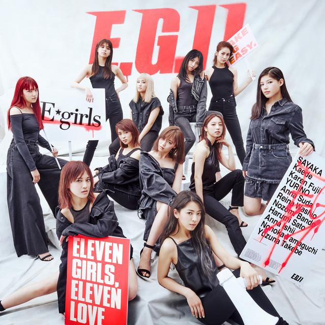 20180523.0939.01 E-girls - E.G.11 (FLAC) cover 1.jpg