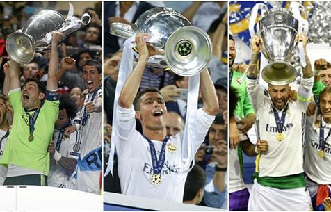 """""""Мадрид"""" сможет заработать более 300 миллионов евро в случае победы в ЛЧ"""