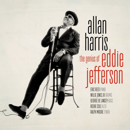 [TR24][OF] Allan Harris - The Genius Of Eddie Jefferson - 2018 (Vocal Jazz)