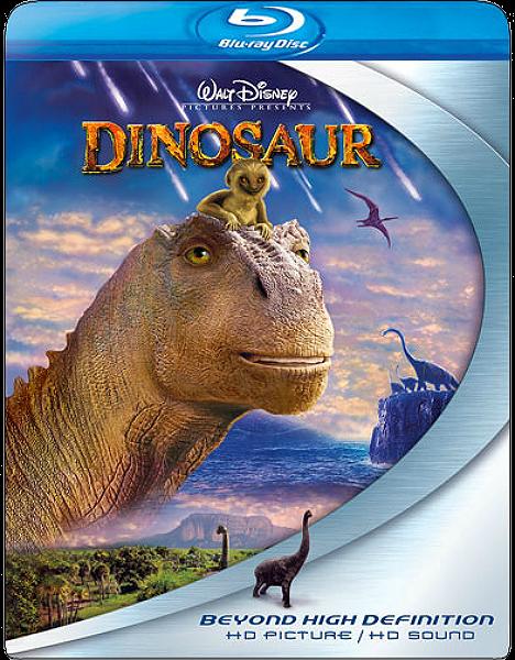 Динозавр / Dinosaur (2000) BDRip-AVC от ExKinoRay | D